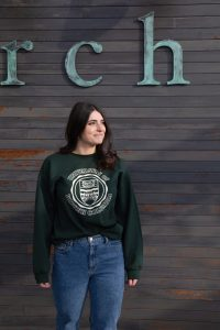 New Sweatshirts from the Student Legacy project!